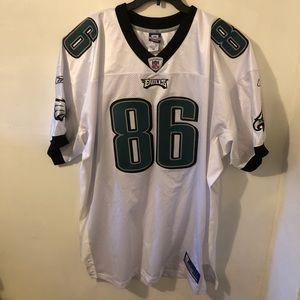 Philadelphia Eagles NFL Jersey Men's Size 54 3XL